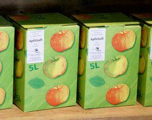 Sortenreiner Apfelsaft